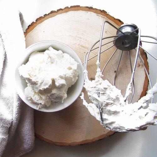 Keto Homemade Whipped Cream