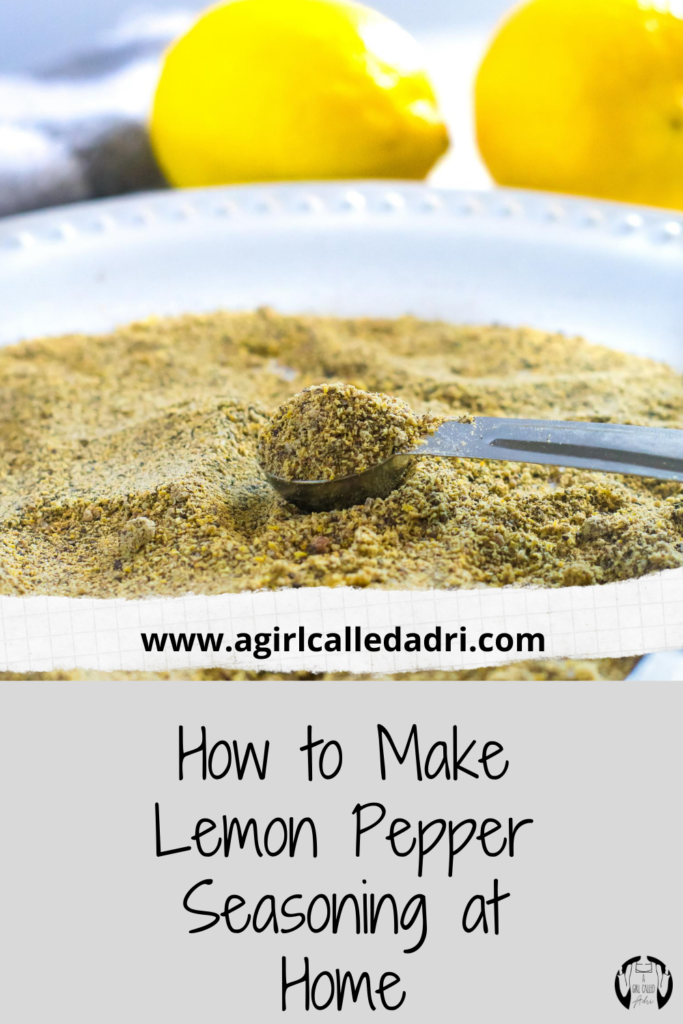 Easy, delicious, and perfect for poultry, this homemade lemon pepper seasoning recipe is a surefire hit! Fresh lemon zest, whole black peppercorns, coarse salt, your oven, and a spice grinder are all you need to create a familiar and popular flavor profile that so many of us love. No dehydrator or other special tools required!