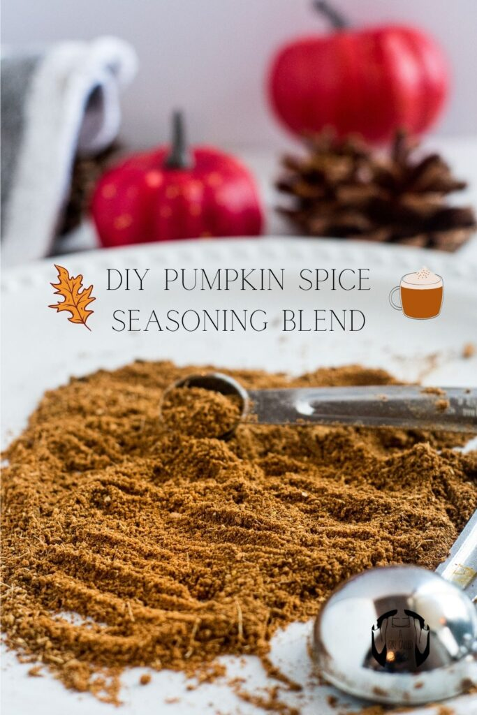 Perfect for fall drinks, breads, and desserts this do-it-yourself pumpkin spice seasoning blend is quick, easy, and (of course) flavorful. All you need is a few spice rack staples to achieve this seasonal favorite!