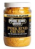 Pork King Good Low Carb Keto Diet Pork Rind Breadcrumbs
